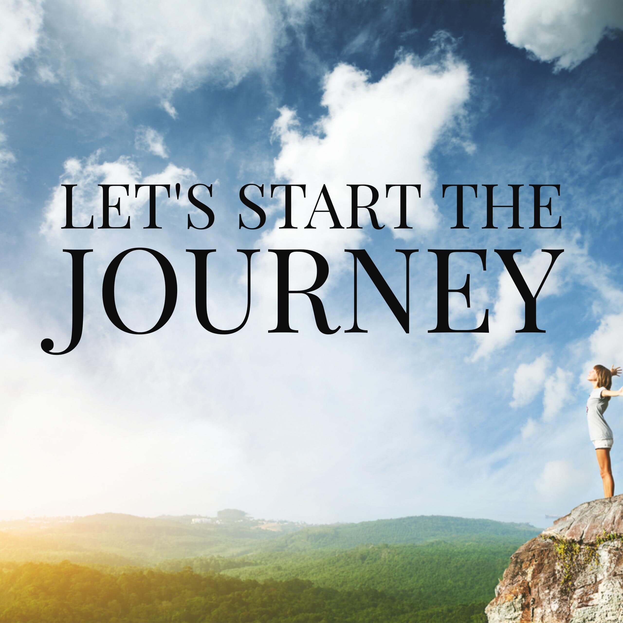 how to start a journey