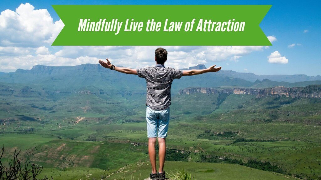 mindfully live the law of attraction